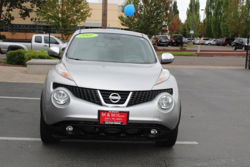 Nissan JUKE 2011 price $11,499