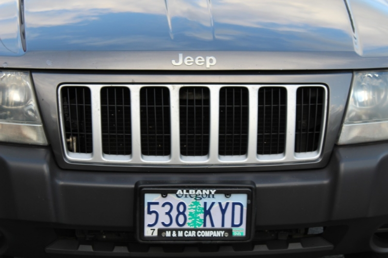 Jeep Grand Cherokee 2004 price $4,499