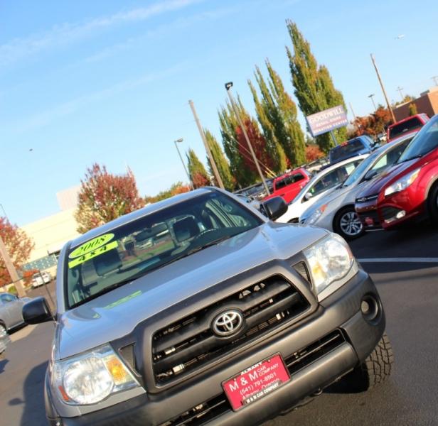 Toyota Tacoma 2008 price $14,999