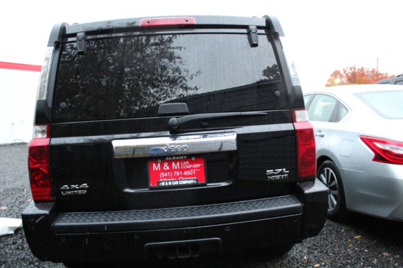 Jeep Commander 2006 price $6,999