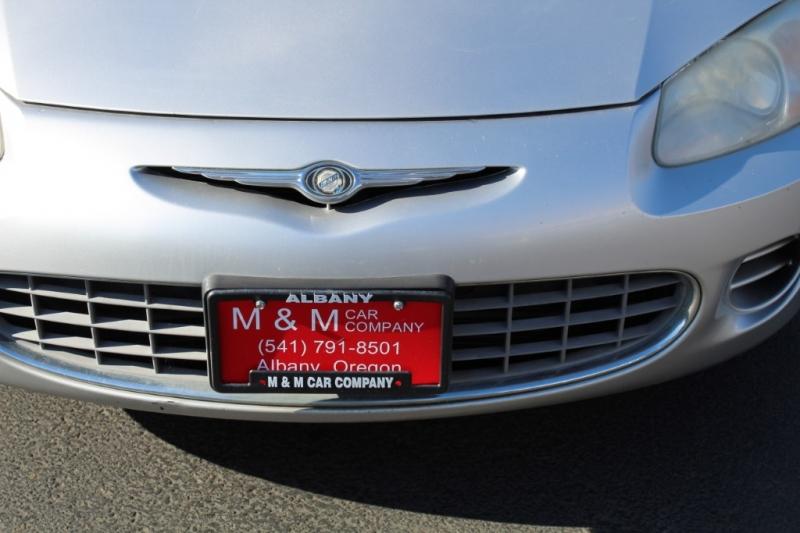 Chrysler Sebring 2003 price $3,999