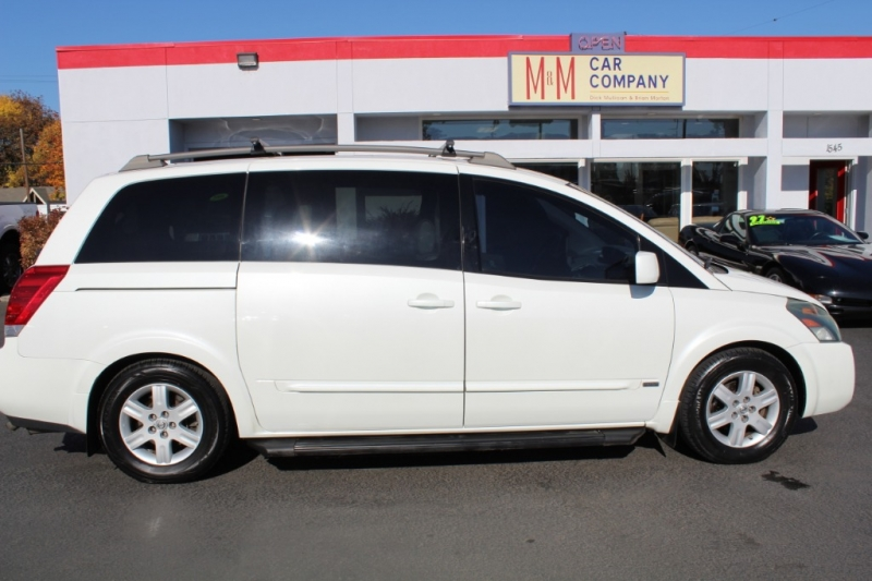 Nissan Quest 2006 price $5,999