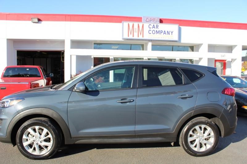 Hyundai Tucson 2019 price $20,999