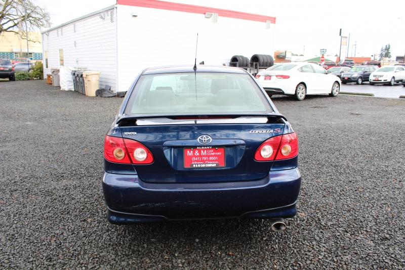 Toyota Corolla 2006 price $7,999