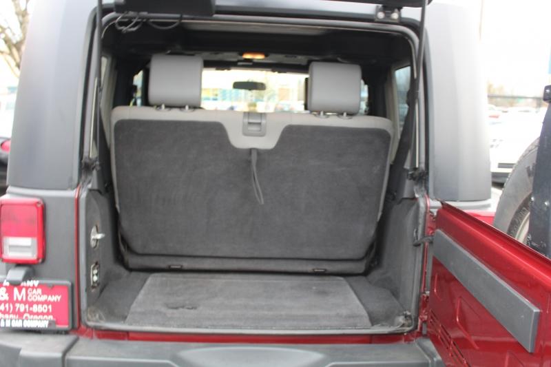 Jeep Wrangler 2010 price $15,599