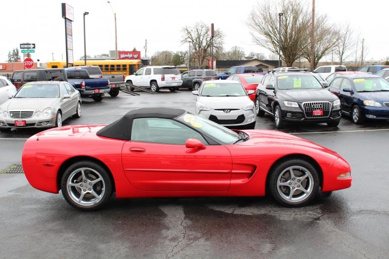 Chevrolet Corvette 2001 price $18,999