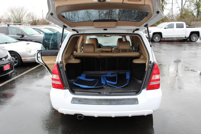 Subaru Forester (Natl) 2005 price $5,499