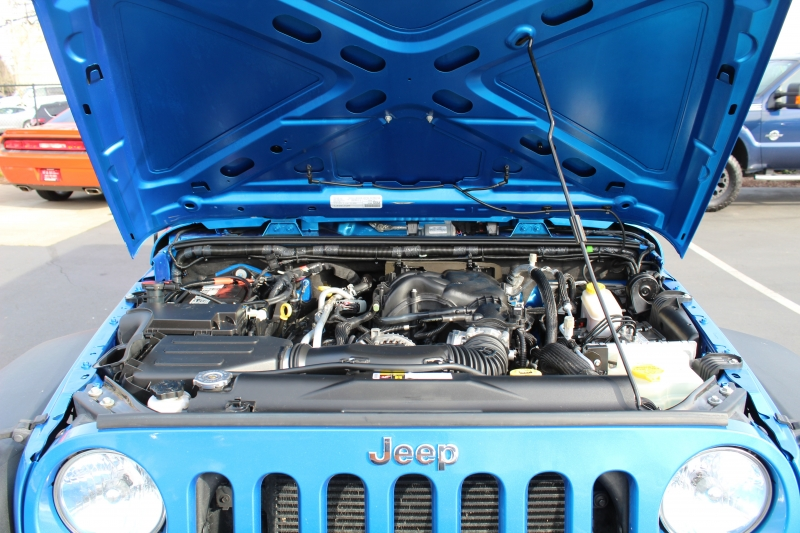 Jeep Wrangler Unlimited 2016 price $27,777
