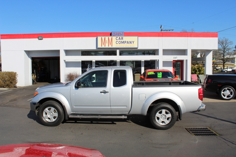 Nissan Frontier 2007 price $8,499