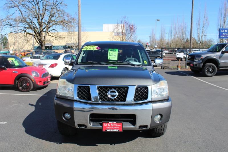 Nissan Titan 2006 price $9,999