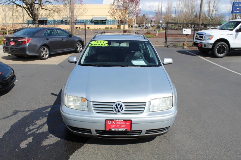Volkswagen Jetta Wagon 2005 price $4,999