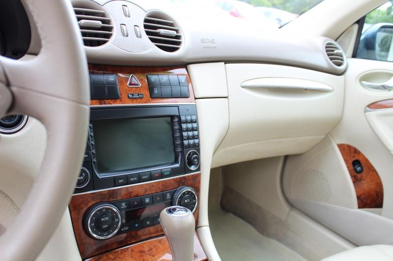 Mercedes-Benz CLK-Class 2007 price $7,999