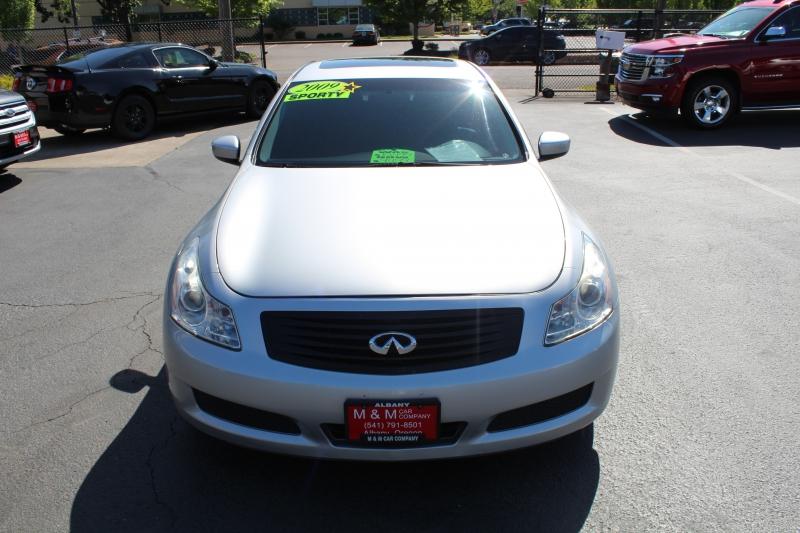 Infiniti G37 Sedan 2009 price $9,499