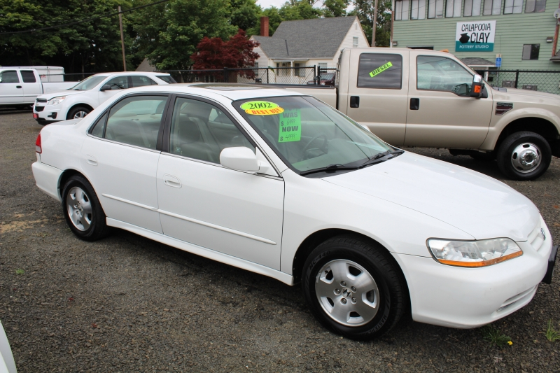 Honda Accord Sdn 2002 price $4,999