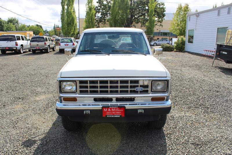Ford Bronco II 1986 price $3,999