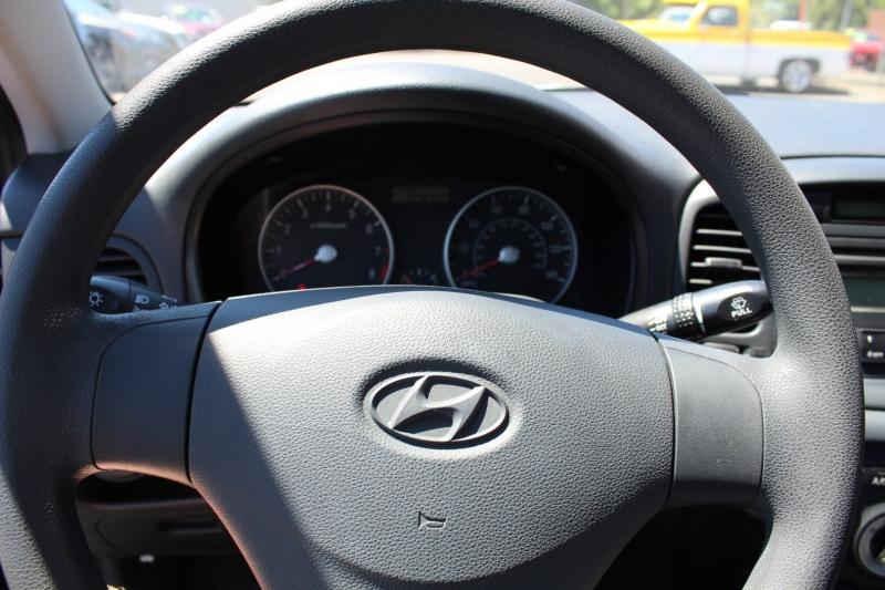 Hyundai Accent 2008 price $5,999