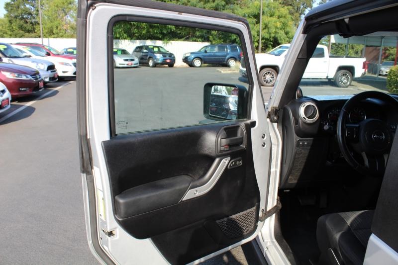 Jeep Wrangler 2011 price $21,499