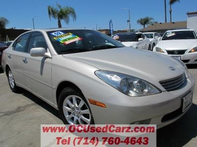 2002 Lexus ES 300 4dr Sdn