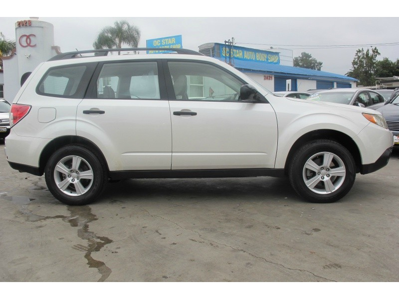 Subaru Forester 2012 price $11,895