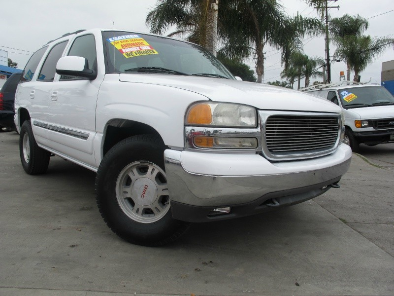 GMC Yukon 2000 price $7,995