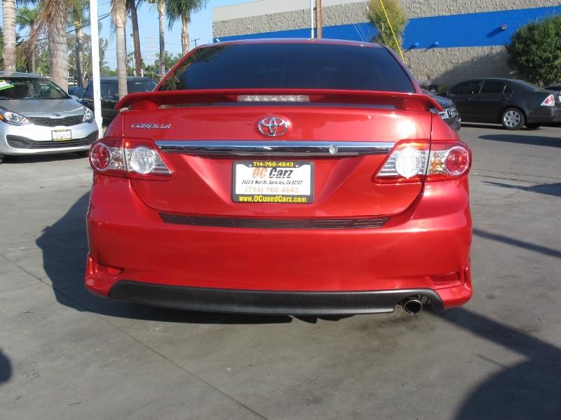 Toyota Corolla 2013 price $9,995