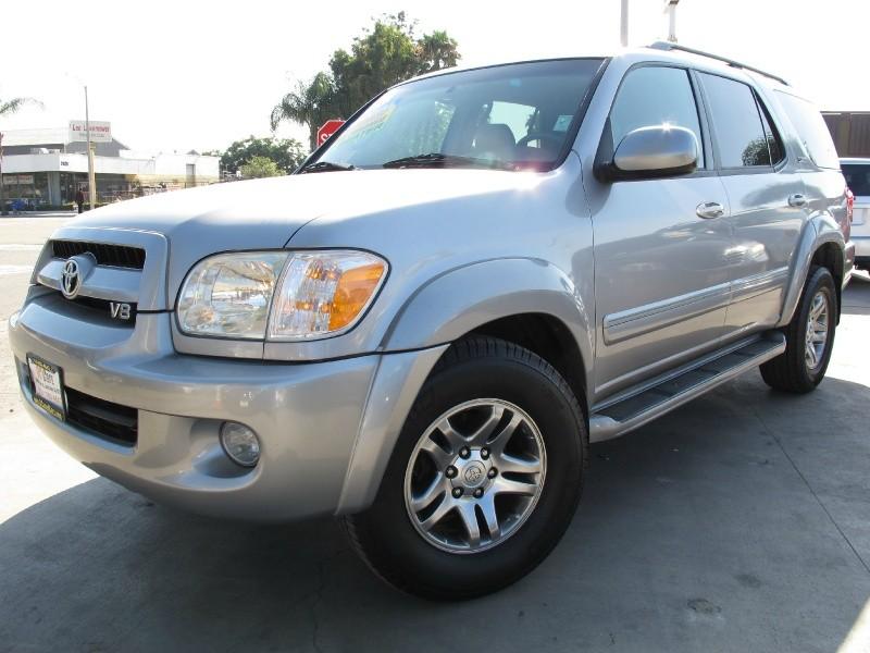 Toyota Sequoia 2007 price $8,895