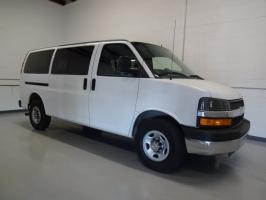 Chevrolet Express Passenger 2015
