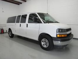 Chevrolet Express Passenger 2017