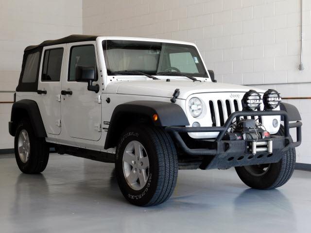 Jeep Wrangler Unlimited 2017 price $29,995