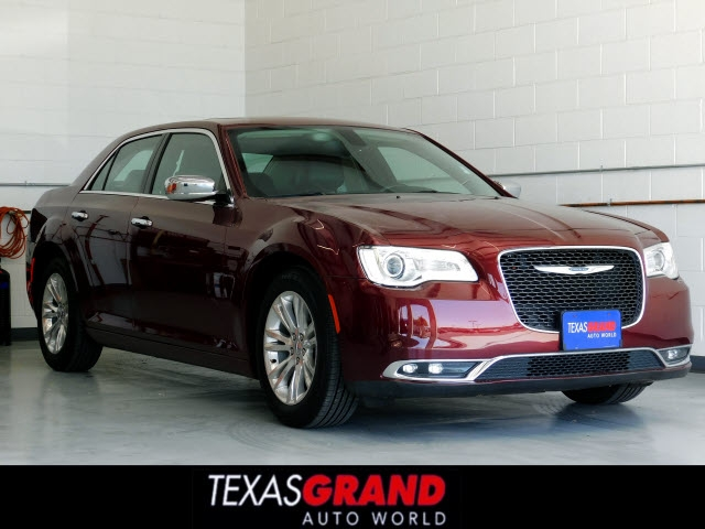 Chrysler 300 2016 price $19,995