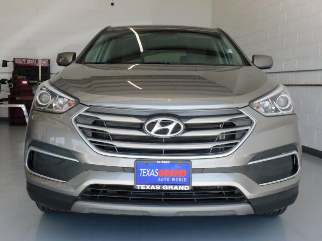 Hyundai Santa Fe Sport 2018 price $18,995
