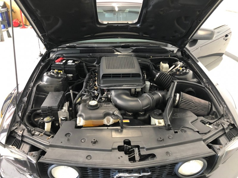 Ford Mustang 2009 price $12,995