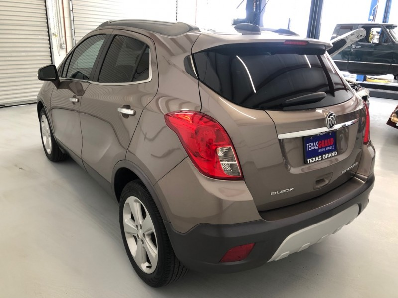 Buick Encore 2015 price $15,995