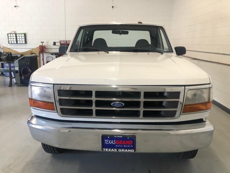 Ford Super Duty F-250 1996 price $3,995