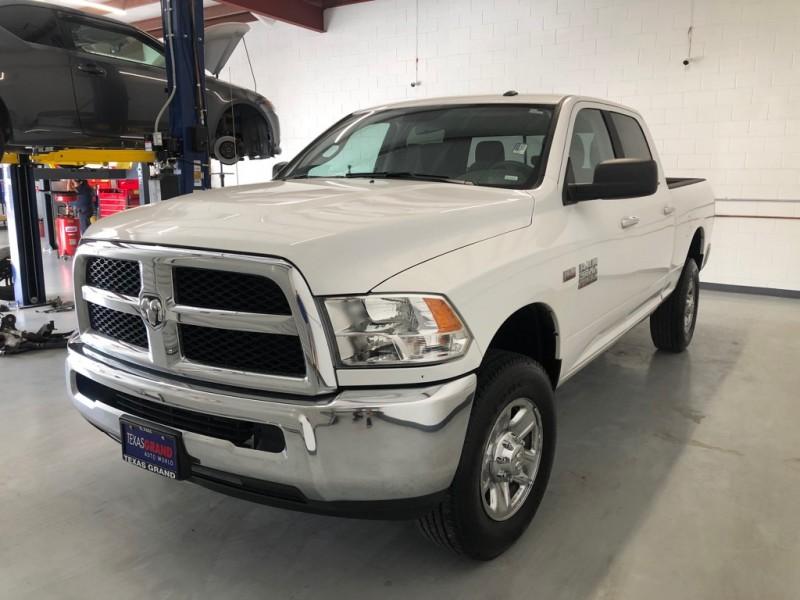 RAM 2500 2018 price $36,995