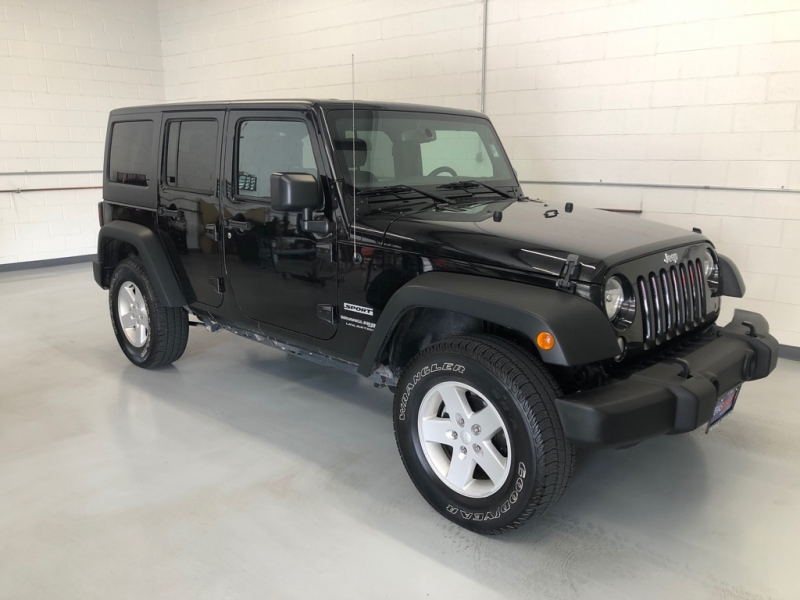 Jeep Wrangler JK 2018 price $30,995