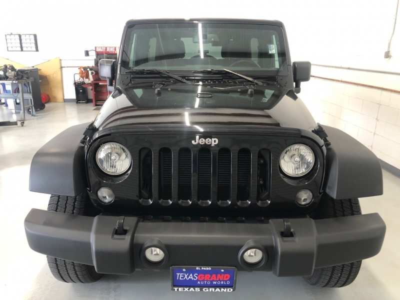 Jeep Wrangler JK 2018 price $30,995