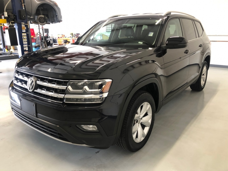 Volkswagen Atlas 2018 price $27,995