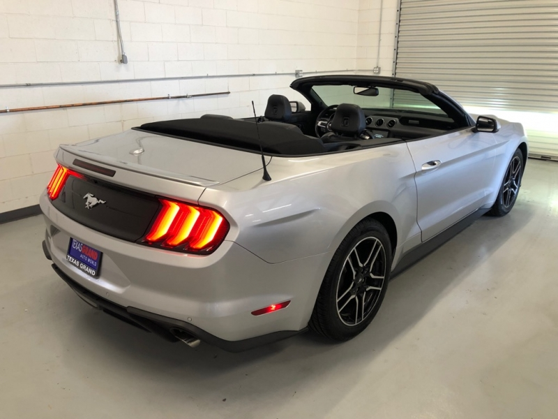 Ford Mustang 2018 price $19,995