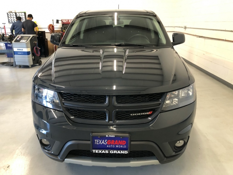 Dodge Journey 2018 price $18,995