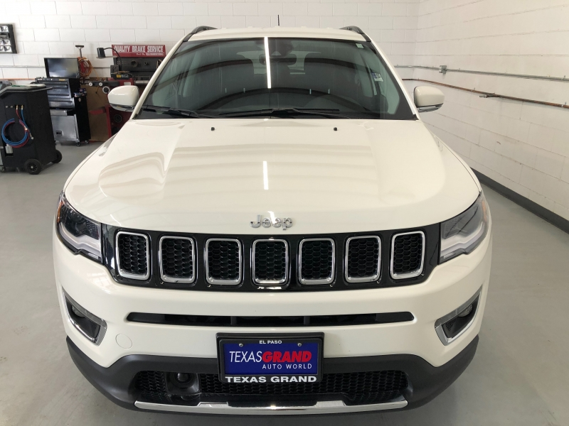 Jeep Compass 2018 price $19,995