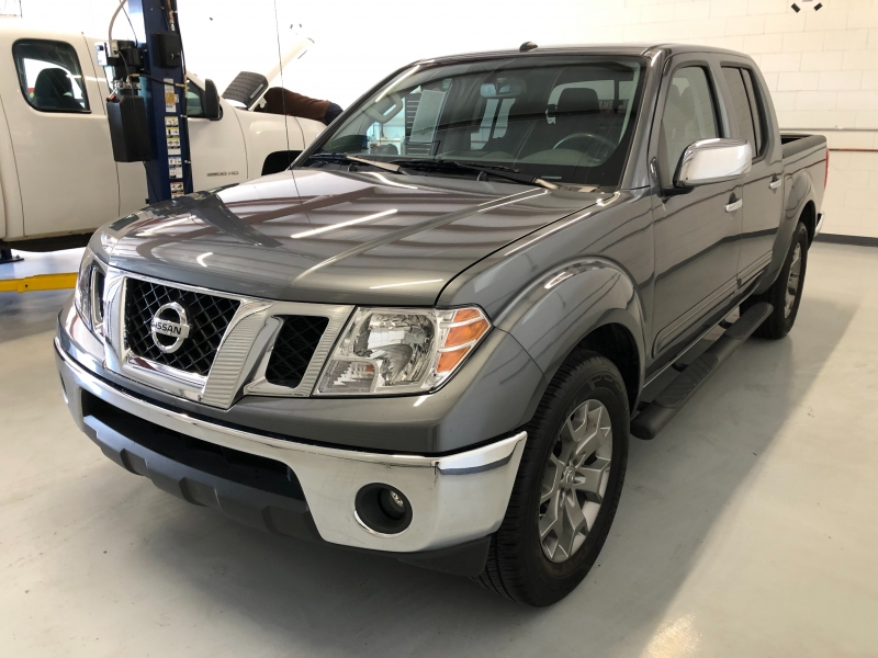 Nissan Frontier 2019 price $23,995