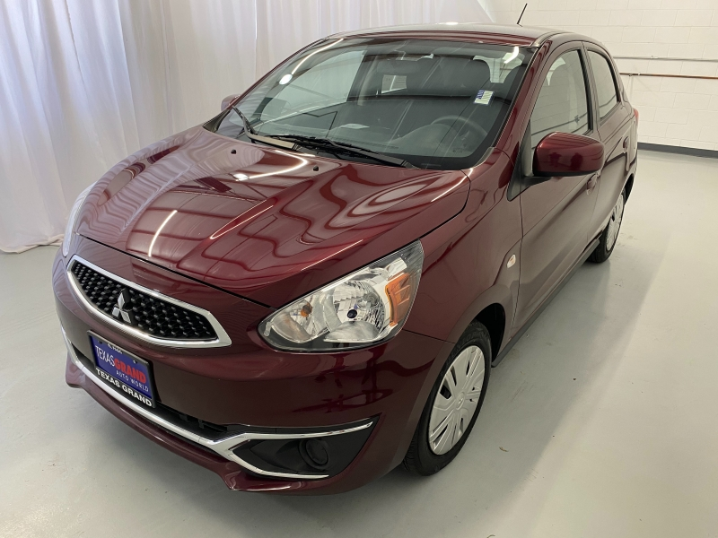 Mitsubishi Mirage 2019 price $11,995