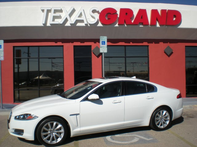 Good 2013 Jaguar XF