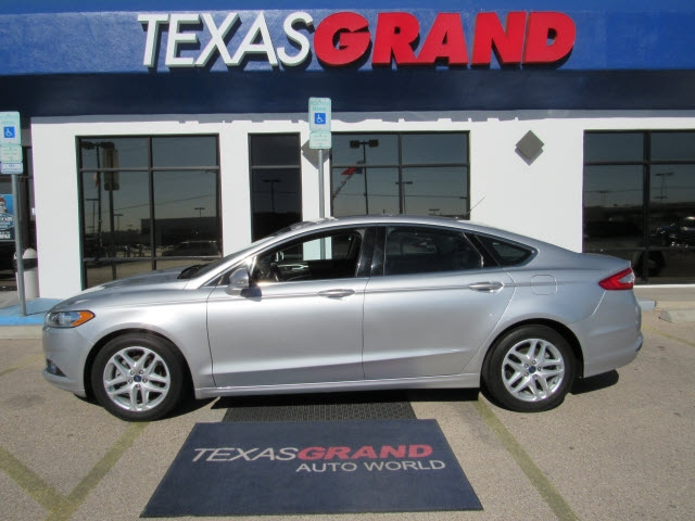2015 ford fusion 4dr sdn se fwd inventory texas grand auto world