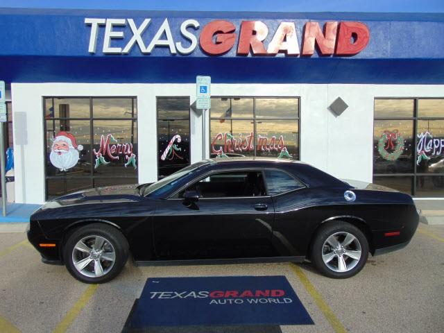 2015 Dodge Challenger 2dr Cpe Sxt Inventory Texas Grand Auto