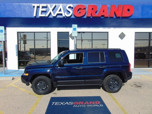 2014 Jeep Patriot 4wd 4dr Sport Inventory Texas Grand