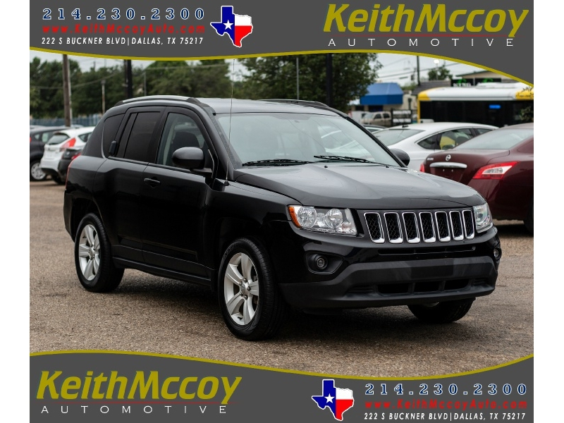 2014 Jeep Compass 4wd 4dr Latitude Keith Mccoy Automotive
