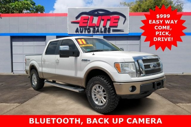 Ford F-150 2011 price $12,325