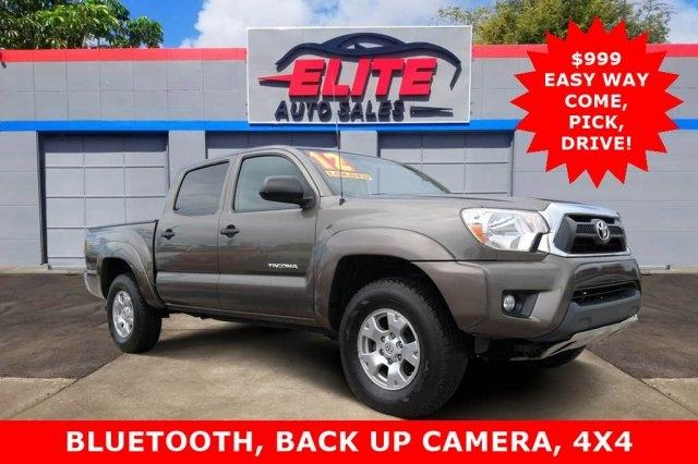 Toyota Tacoma 2012 price $14,765
